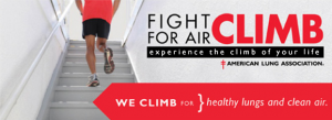 American Lung Association Fight for Air Stair Climb